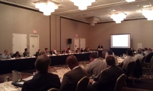 The IACP Mid Size Agencies Section midyear meeting was held in Alexandria, Virginia.