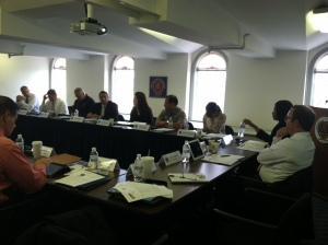 Last week's meeting at IACP headquarters concerned the issue of homegrown violent extremism.