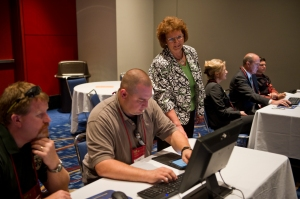 A Learning Lab session at the annual IACP conference