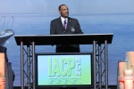 IACP President Walter A. McNeil