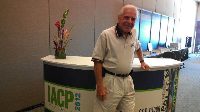 Robert R. Snow -- 50 years at the annual IACP conference