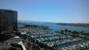 San Diego, California -- site of IACP 2012