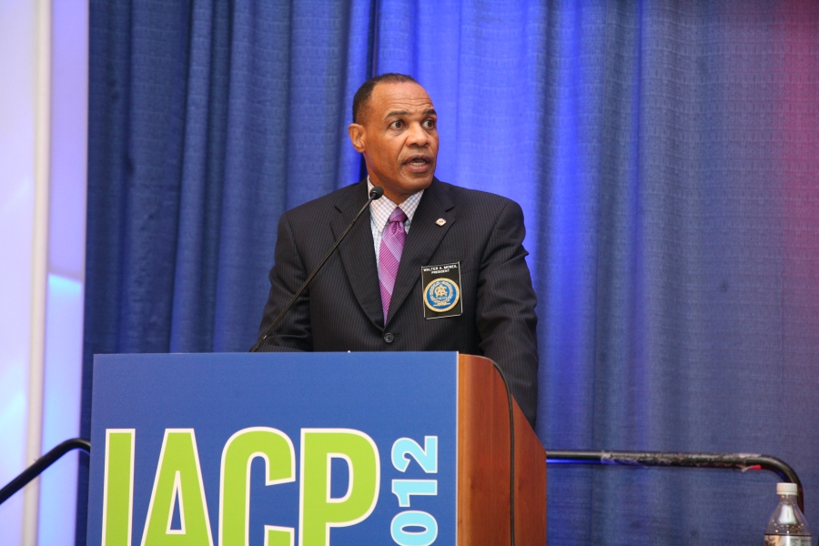 President McNeil at Plenary Session on Wrongful Convictions