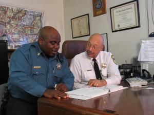 police mentor