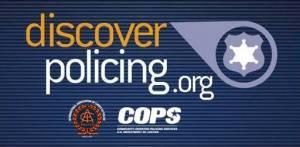 Discover Policing Logo