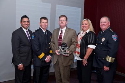Victim Services Award Winners
