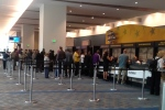 It was a busy day for IACP 2013 registration.