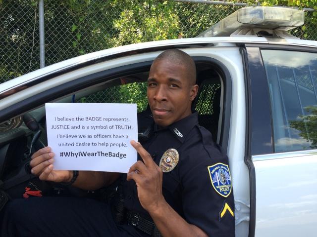 Advanced Police Officer Joel Mondesir