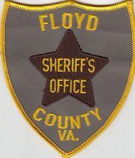 Floyd County VA Sheriff