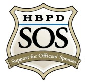 SOS badge